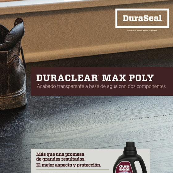 DuraClear Max Sell Sheet - Spanish